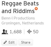 Statistics Benn-i Productions on SoundCloud