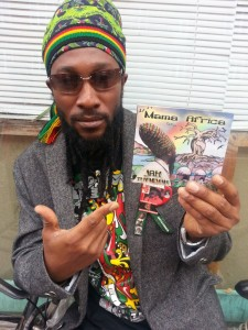 Support Jah Turban and Buy Mama AFrica