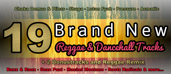 Brand New Reggae and Dancehall Tracks at Benn-i Productions