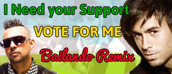Help Benn-i and vote for his Remix Submission of Bailando - Sean Paul - Enrique Iglesias