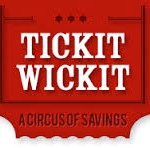 Tickit Wickit - A circus of savings