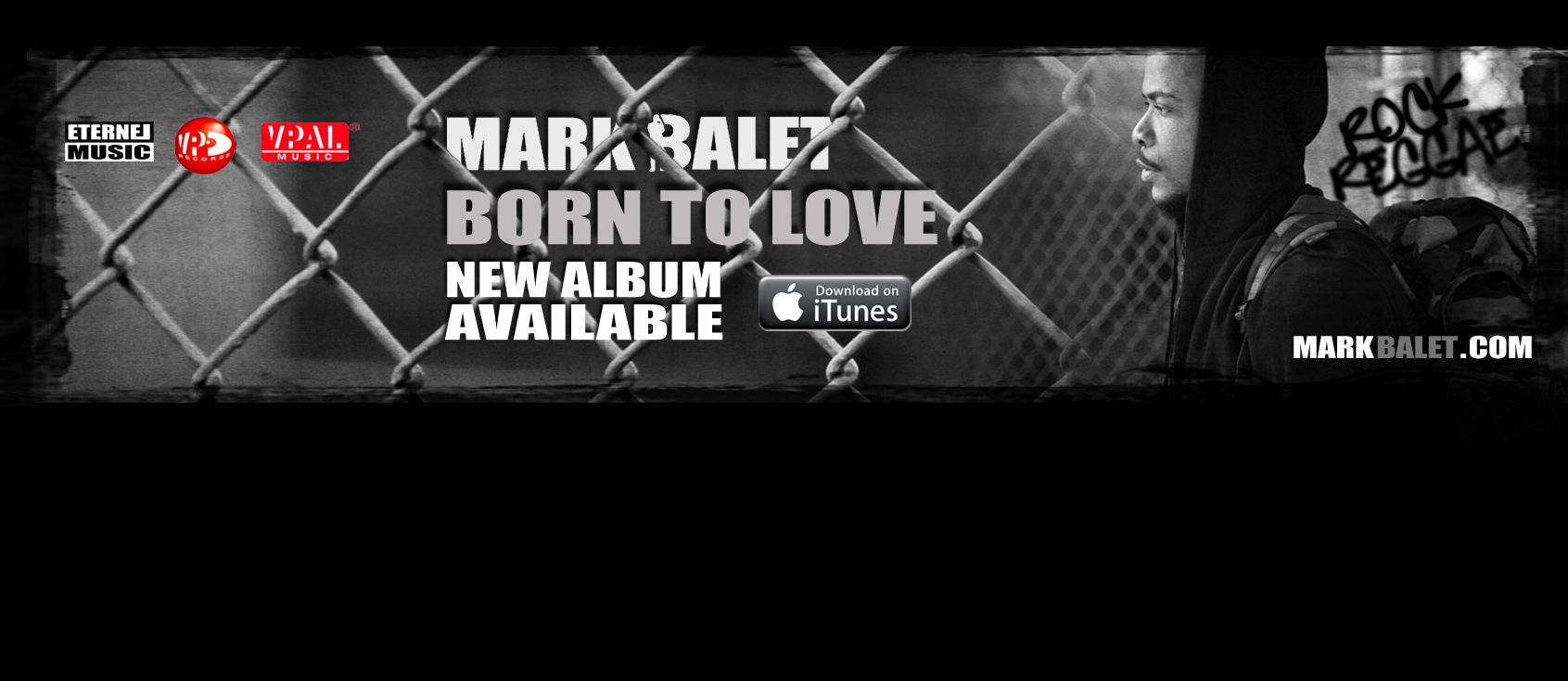 Mark Balet - Born To Love