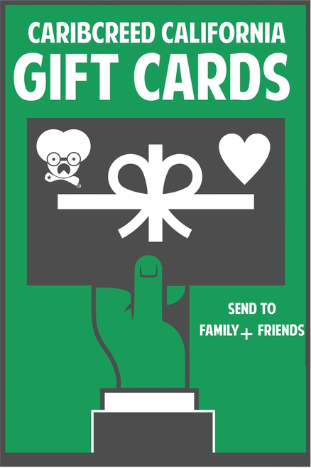 Win CaribCreed Gift Cards