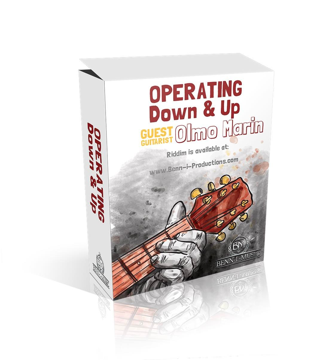 Operating Down  and up  Riddim Reggae melodic hellip