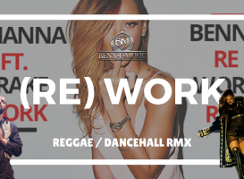 Rihanna ft. Drake - Work - Reggae, Dancehall Instrumental
