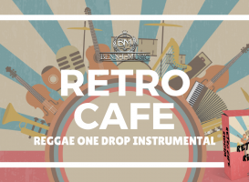 Retro Cafe Riddim - Reggae instrumental