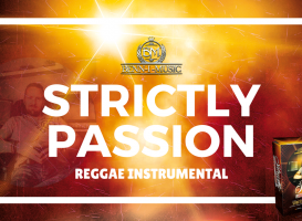 Strictly Passion Riddim - Roots REggae Instrumental