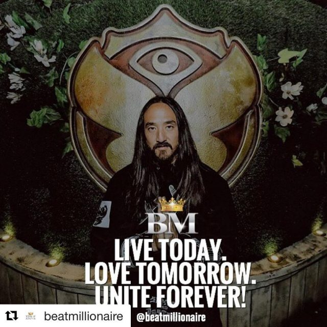 Repost beatmillionaire getrepost  Live Today Love Tomorrow Unite Forever!hellip